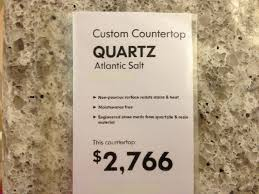 Ikea Kitchen Countertops by Atlantic Salt Quartz Countertop Ikea Kitchen Ideas Pinterest
