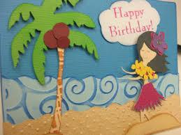 Birthday Card Invitation Ideas Card Invitation Design Ideas Hawaiian Hula Lantern Garland