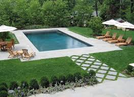 rectangular swimming pool design ideas remodel pictures houzz with