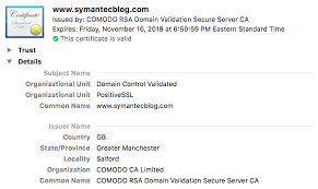 The Blind Spot In The Eye Osx Proton Spreading Through Fake Symantec Blog Malwarebytes