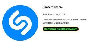 shazam premium apk shazam encore apk android free