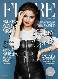selena gomez flare magazine november 2015 cover shoot