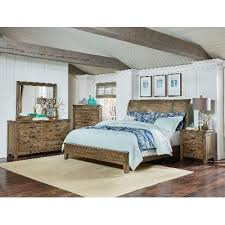 rustic bedroom sets rustic casual pine 6 piece full bedroom set nelson rc willey