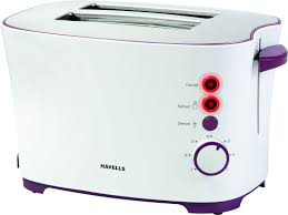 Toaster Price Buy Havells Feasto 850 Watt Pop Up Toaster White Online At Low