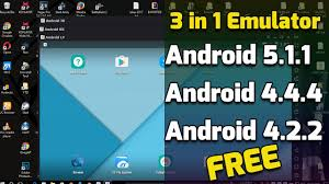 pc android emulator 3 in 1 android emulator for pc android lollipop emulator unique