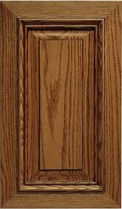Oak Cabinet Door Mitered Applied Moulding Custom Cabinet Doors