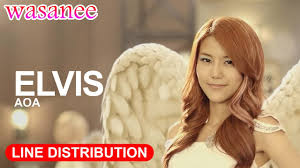 aoa elvis distribution color coded mv