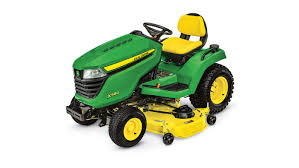 x500 select series lawn tractor x580 54 in deck john deere us