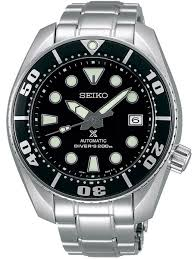 bracelet titanium seiko images Seiko sumo prospex automatic dive watch with black dial and jpg
