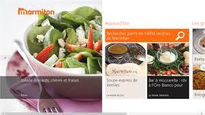 cuisine marmiton recettes marmiton pour windows 10 windows télécharger