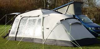 Inflatable Driveaway Awning Khyam Motordome Sleeper 380 Quick Erect Driveaway Awning Camper