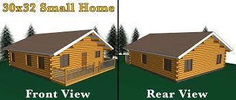 16x20 log cabin meadowlark log homes 30x32 log home meadowlark log homes
