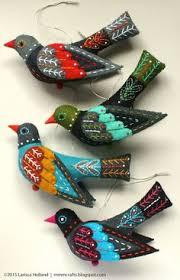 the bird tree a collection of bird felt ornaments felt birds