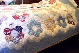 flower garden quilt pattern grandmother u0027s flower garden fallingforpieces u0027 blog