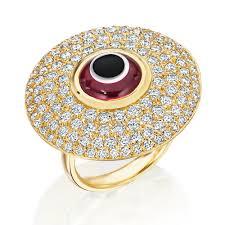 engagement rings chicago eye of the leopard ring lester lampert full service jeweler