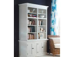 White Open Bookcase Halifax White Open Bookcase With Cupboards U2022 Akd Furniture