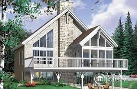 home plans and house designs with walkout basement from