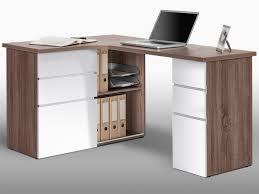 Eckschreibtisch Nussbaum Computertisch Eckschreibtisch Schreibtisch Bürotisch Pc Tisch Mit
