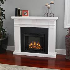 electric fireplaces white october 2014