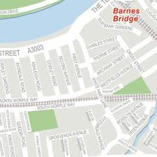 Barnes Station London Barnes Bridge Railway Station In London Nearby Hotels Shops And