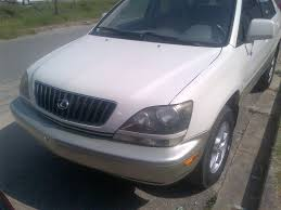 lexus rx300 year 2000 pictures of lexus rx for sale in nigeria