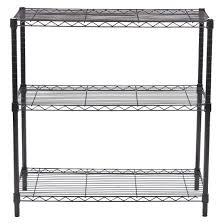 Kitchen Metal Shelves by Shelving Units Storage U0026 Organization Home Target