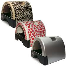 beautiful designer cat litter boxes fit into any home decor