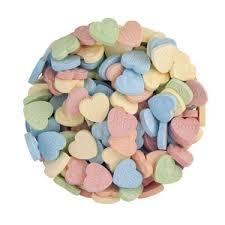 necco sweethearts necco sweethearts conversation hearts 0 9 oz box couturecandies