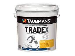 taubmans tradex range architecture and design