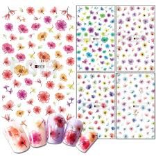 popular 3d nails decoration tips stickers buy cheap 3d nails
