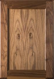 Walnut Cabinet Doors Unfinished Walnut Cabinet Door With Flat Panel Conover Nc