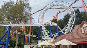 Six Flags Magic Mountain Six Flags Magic Mountain Update March 21st 2016 California