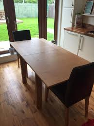 Marks And Spencer Dining Room Furniture Marks And Spencer Stockholm Oak Extending Dining Table And Pair Of