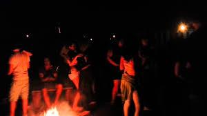 backyard bonfire dj freelance youtube