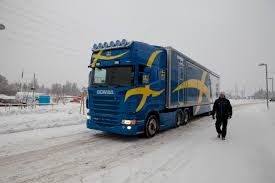 scania continues to sponsor swedish cross country scania group