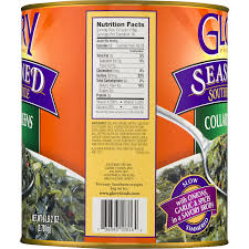 glory foods seasoned southern style collard greens 98 oz