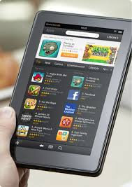 is kindle an android device one in every three android tablet sold is a kindle