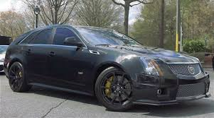 2014 cadillac cts v wagon 2014 cadillac cts v sport wagon on ebay gm authority