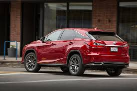 lexus rx red new 2016 lexus rx review japanese suv prestige