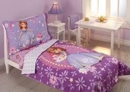 disney sofia the first toddler u0027s 4 piece bedding set baby