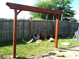 arbor swing plans free creative arbor swing decor pergola free garden arbor swing plans