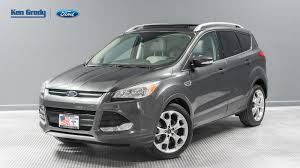 ford crossover 2016 certified pre owned 2016 ford escape titanium sport utility in