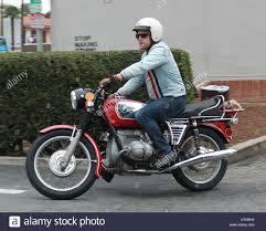bmw vintage motorcycle david cubitt british actor david cubitt with his vintage