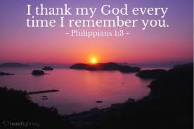 praise and thanksgiving verses philippians 1 3 u2014 verse of the day for 02 14 2017