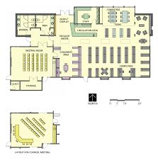 lecture hall floor plan harrisburg library u2014 rowell brokaw