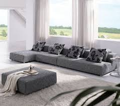 Best Sectional Sofa Set Images On Pinterest Leather - Fabric modern sofa