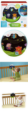 baby crib lights toys crib toys 100226 fisher price shooting stars glow soother baby crib