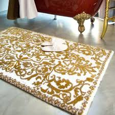 Gold Bathroom Rug Sets Gold Bathroom Rug Sets And Abyss Gold Bath Mat Rugs 75