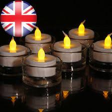 led pumpkin tea lights pumpkin tea light battery operated décor candles ebay