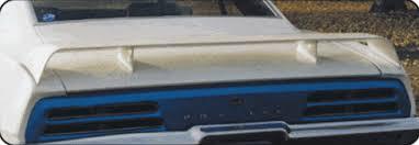 1969 camaro rear spoiler 1969 firebird trans am rear spoiler